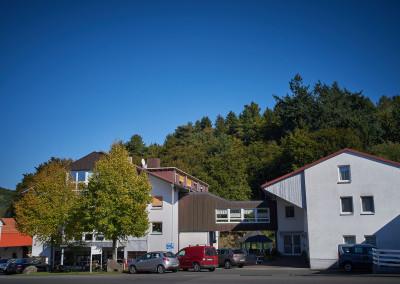 Der Löhlbacher Hof Pflege & Wohnen Aussenansicht