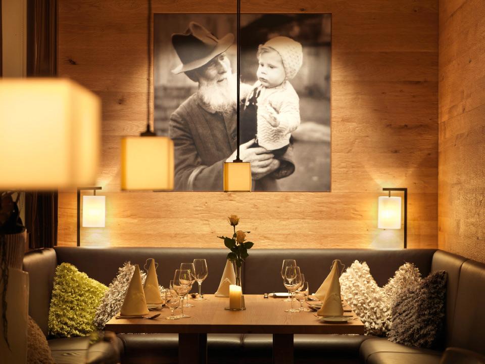 Das Hotel Diedrich in Hallenberg: Gastlichkeit im Restaurant Antons