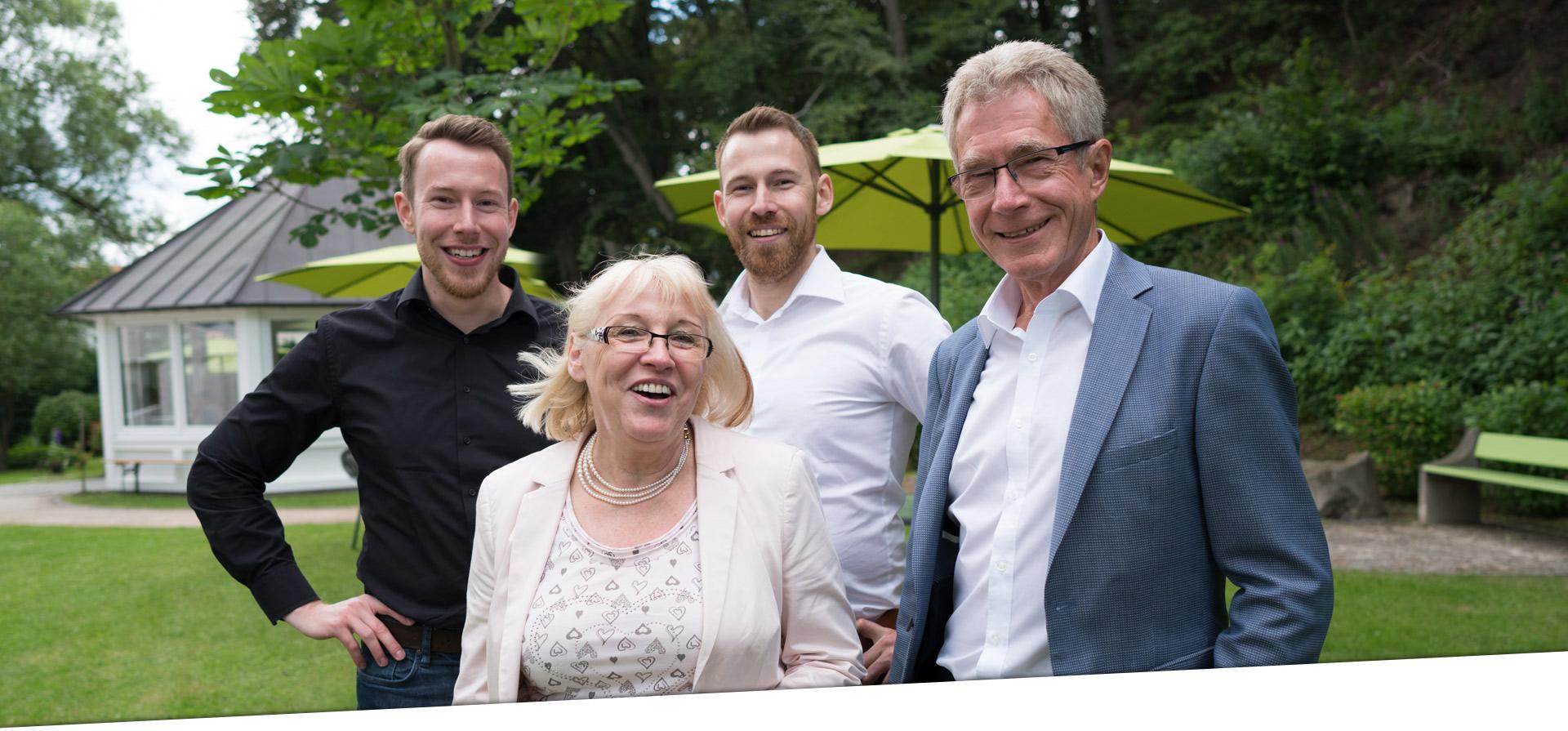 Die Betreiber des Löhlbacher Hofs – Die Familie Diedrich