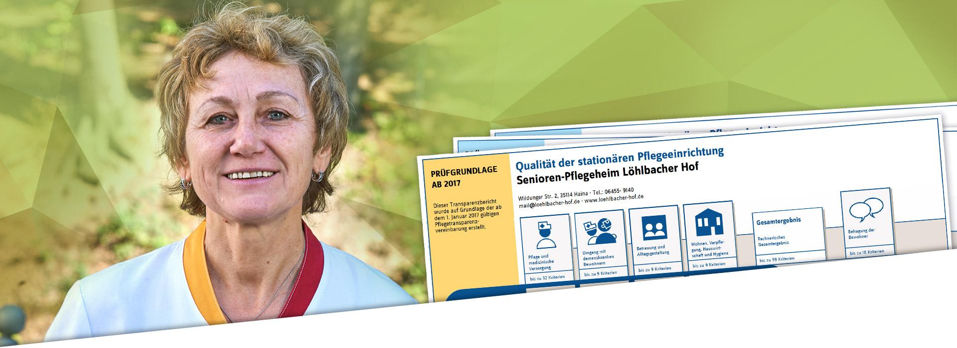 MDK-Pflegetest im Löhlbacher Hof