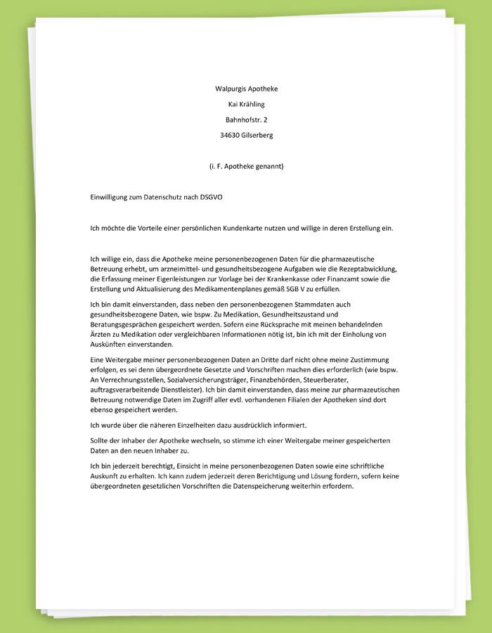 Formulare & Infoblätter